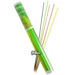 Пластик Sunlu PLA filament SL-BH003 6 colors/25cm/180pcs tube