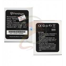 Аккумулятор для Prestigio MultiPhone 3458 Duo, оригинал, (Li-ion 3.7V 1550mAh)
