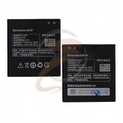 Аккумулятор BL204 для Lenovo A586, A630, A630T, A670, A670T, A765E, S696, (Li-ion 3.7V 1700mAh)