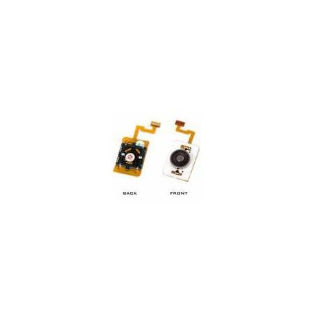 Шлейф для телефона Nokia 7280, джойстика, с компонентами