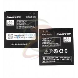 Акумулятор (акб) BL197 для Lenovo A798t, A800, A820, S720, S750, S868T, S899T, Li-ion, 3,7 В, 2000 мАч