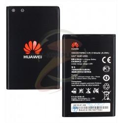 Аккумулятор HB505076RBC для Huawei Ascend G610-U20, Ascend G700-U10, Ascend Y600-U20 Dual Sim, (Li-ion 3.8V 2100mAh)