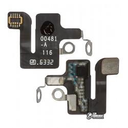 Шлейф для Apple iPhone 7, Wi-Fi антенны, с компонентами
