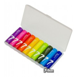 Батарейки Xiaomi ZMI Rainbow AAA batteries 10 шт
