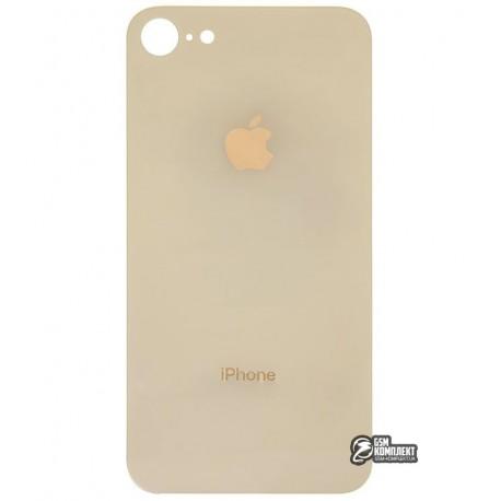 Задняя панель корпуса для Apple iPhone 8, золотистая