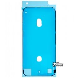 Стикер дисплея для Apple iPhone 8, черный, adhesive
