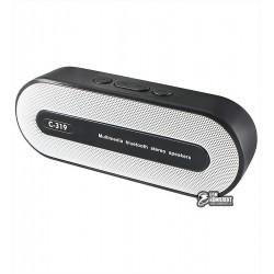 Портативная колонка C319, Bluetooth