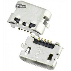 Коннектор зарядки для Motorola XT1540 Moto G3 (3nd Gen)