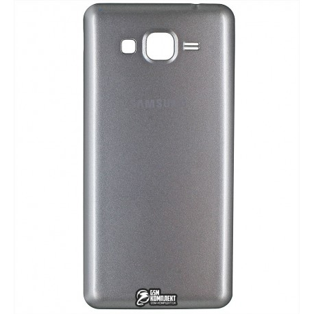 Задняя крышка батареи для Samsung J320H/DS Galaxy J3 (2016), серая