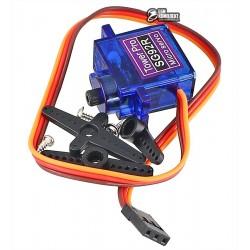 Сервопривод SG92R для моделей на 2.5кг, 4.8V