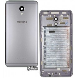 Задняя крышка батареи для Meizu M5 Note, серая