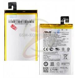 Аккумулятор для Asus Zenfone Max (ZC550KL), Li-Polymer, 3,8 В, 5000 мАч, #C11P1508