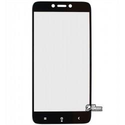 Закаленное защитное стекло Tiger Glass для Xiaomi Redmi 4X, 0,26 мм 9H, 2.5D, черное