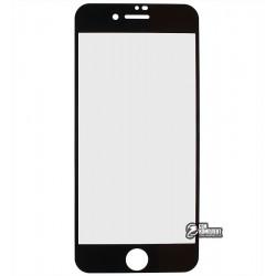 Закаленное защитное стекло для Apple iPhone 7 / 8, 0,26 мм 9H, Full Glue, черное