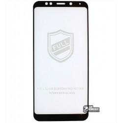 Закаленное защитное стекло Tiger Glass для Xiaomi Redmi 5 Plus, 0,26 мм 9H, 2.5D, Full Glue