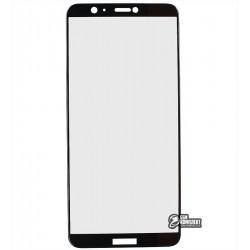Закаленное защитное стекло для Huawei P Smart, 0,26 мм 9H, черное