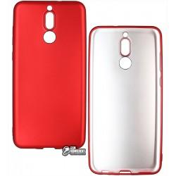 Чехол защитный T-Phox для Huawei Mate 10 Lite, силиконовый, матовый