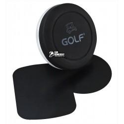 Автодержатель Golf GF-CH02, магнитный, в решетку