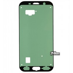 Стикер тачскрина панели (двухсторонний скотч) для Samsung A720F Galaxy A7 (2017)