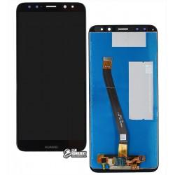 Дисплей для Huawei Mate 10 Lite, черный, с сенсорным экраном (дисплейный модуль), original (PRC)