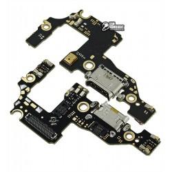 Шлейф для Huawei P10, коннектора зарядки, микрофона, плата зарядки