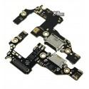 Шлейф для Huawei P10, мікрофона, конектора зарядки, плата зарядки