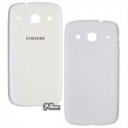 Задня кришка батареї для Samsung I8262 Galaxy Core, біла