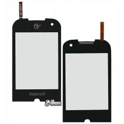 Тачскрин для Samsung s5630, черный