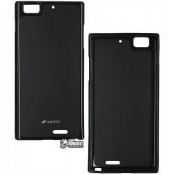 Чехол защитный для Lenovo K900, силиконовй, черный