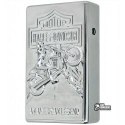 Зажигалка USB XT-4348, электрическая, со спиралью, Harley Davidson