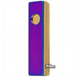 Зажигалка USB XT-4756, электрическая, со спиралью, фиолетовая