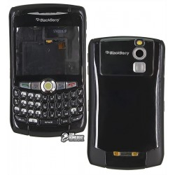 Корпус для Blackberry 8310, high-copy, черный