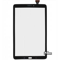 Тачскрин для планшетов Samsung T560 Galaxy Tab E 9.6, T561 Galaxy Tab E, T567, черный, #MCF-096-2205