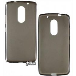 Чехол защитный для Lenovo Vibe X3 , силиконовый, черный