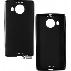 Чехол защитный для Microsoft Lumia 950 XL, силиконовый, черный