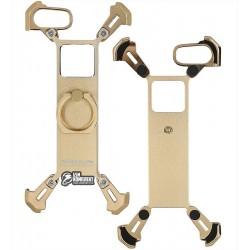 Чехол-бампер Nillkin Barde Metal Case iPhone 7 Gold