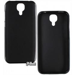 Чехол защитный для Doogee X9 pro, силиконовый, черный