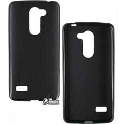 Чехол защитный для LG Ray X190, силиконовый, черный