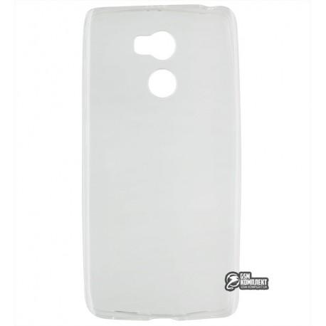 Чехол защитный TOTO для Xiaomi Redmi 4 Prime, силиконовый, прозрачный