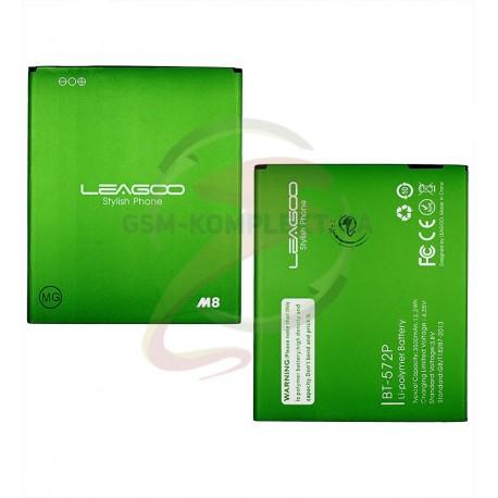 Аккумулятор для Leagoo M8, (3500 мАч), BT572P