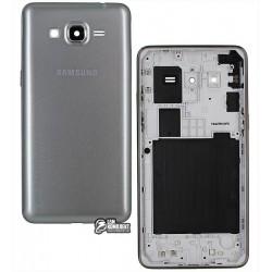 Корпус для мобильного телефона Samsung G530H Galaxy Grand Prime, серый, dual sim