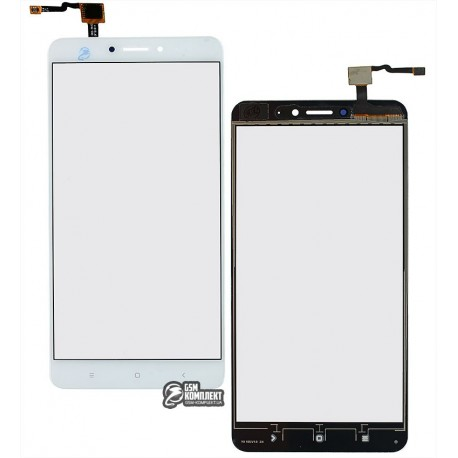 Тачскрин для Xiaomi Mi Max 2, белый