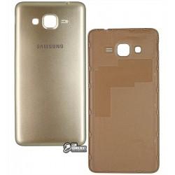 Задняя крышка батареи для Samsung G530H Galaxy Grand Prime, золотистая
