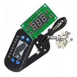 Терморегулятор цифровой W1308 -55~+120C
