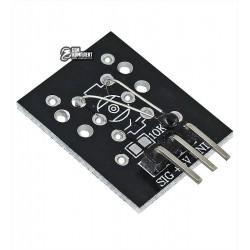 Датчик температуры на терморезисторе KY-013 для Arduino