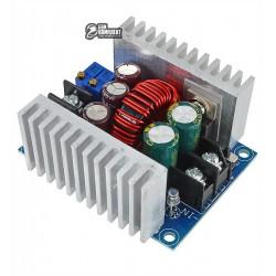 Модуль 300W 20A понижающий buck step down DC-DC преобразователь Uin-6~40V, Uout-1.2~36V с регулировкой тока