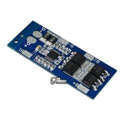 BMS Контроллер заряда-разряда для 3-х Li-Ion аккумуляторов 18650 HX-3S-D01 10A 11.1-12.6V