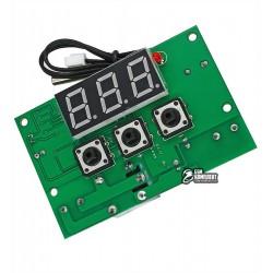 Терморегулятор цифровой W1301 -50~+110C