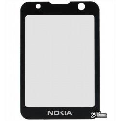 Стекло корпуса для Nokia 6700 slider