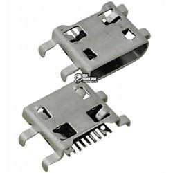 Коннектор зарядки для; планшетов, 7 pin, micro-USB тип-B, тип11